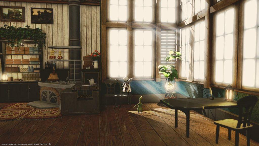 ハウス内装画像