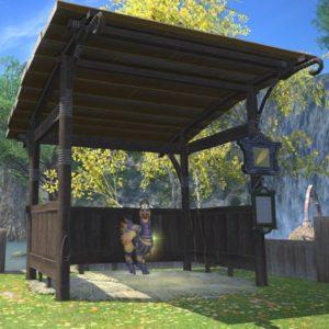 チョコボ厩舎画像