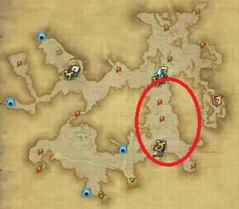 クルザスマップ画像