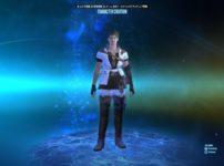 FF14キャラクタークリエイト画面