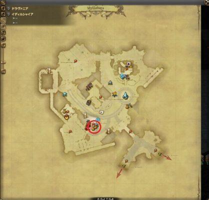 イディルシャイア店MAP
