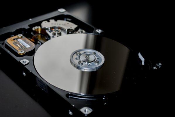 HDDをバックアップデータとして使う