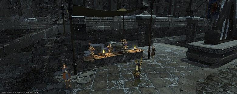 神殿騎士リーブ受注場所