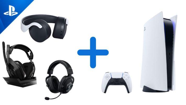 PS5におすすめのゲーミングヘッドセット